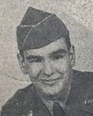 Pfc. Russell M. Casey