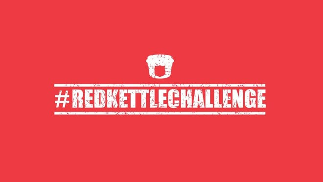 Salvation Army introduces Red Kettle Challenge for 2020