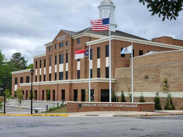 Onslow County Court House