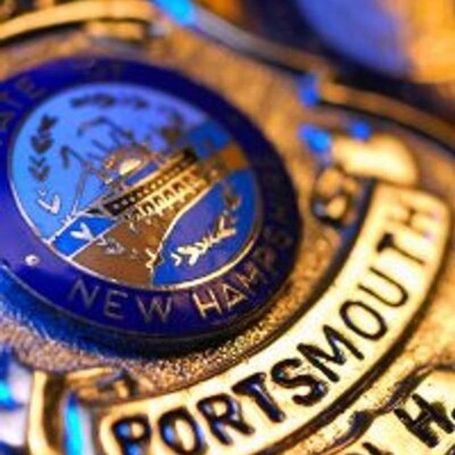 Portsmouth Police Department log