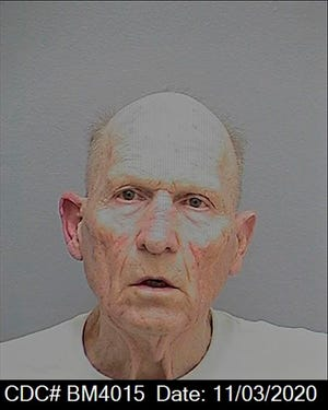 Joseph James DeAngelo, a former police officer who eluded authorities for years as the Golden State Killer, arrived in state prison Tuesday to begin serving multiple consecutive life sentences for sadistic rapes and murders that terrorized much of California in the 1970s and 1980s.