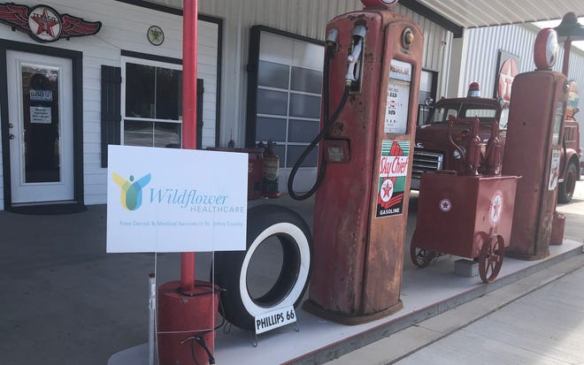 Wildflower Healthcare will host a virtual gala from 7 to 8 p.m. Nov. 12 at the St. Augustine Classic Car Museum.