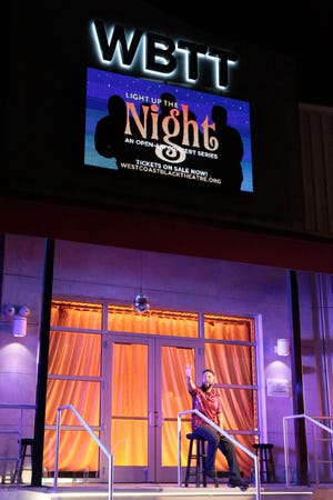 """Henry Washington was one of the featured performers in Westcoast Black Theatre Troupe's """"Light Up the Night' open-air concert program. Performances have been canceled because four people involved in the production have tested positive for COVID-19."""