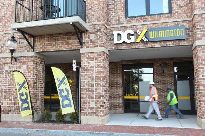 River Place along in downtown Wilmington is growing with the openings of DGX and Mellow Mushroom. Area residents are waiting to see what other stores or restaurants will next open.