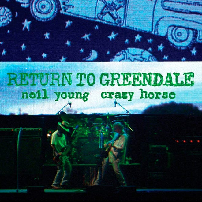 """Return to Greendale"" by Neil Young"