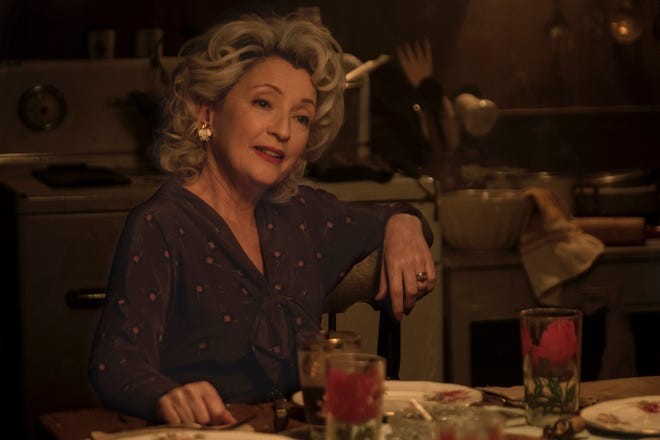 """Lesley Manville appears in a scene from """"Let Him Go."""""""