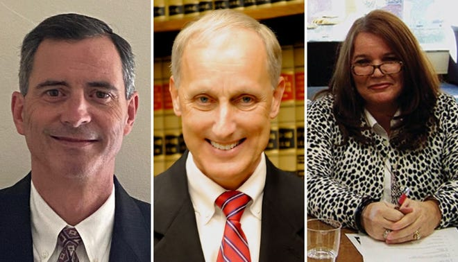 William (Bill) Lashley, John Paisley Jr. and Pamela Tyler Thompson won the election for the Board of Commissioners.