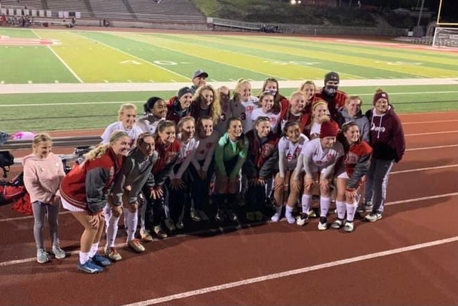 The Dover girls soccer team will play in the Elite Eight for the first time in school history.