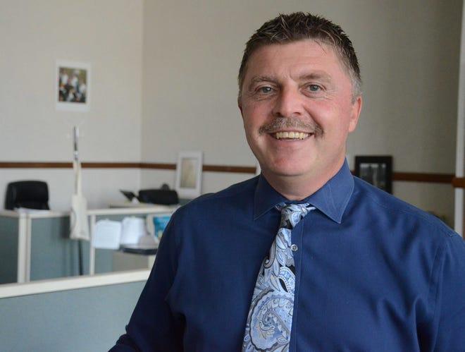 Calhoun County Sheriff Steve Hinkley       (Trace Christenson/The Enquirer)