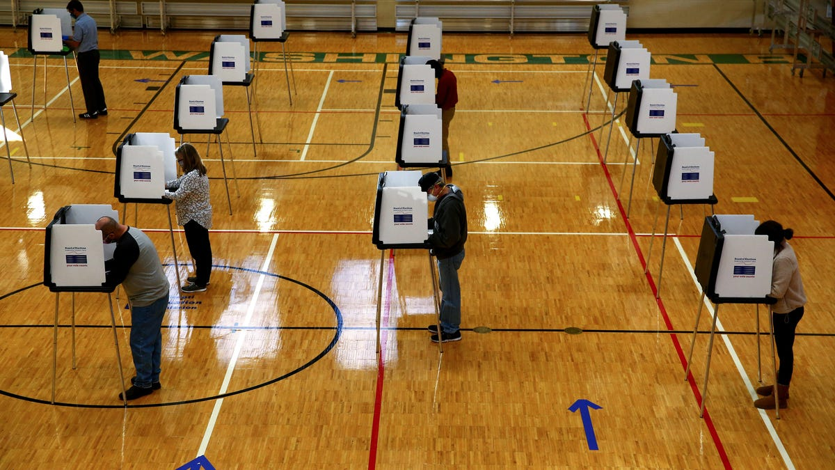 District Of Columbia: Battleground states should model election reforms after...