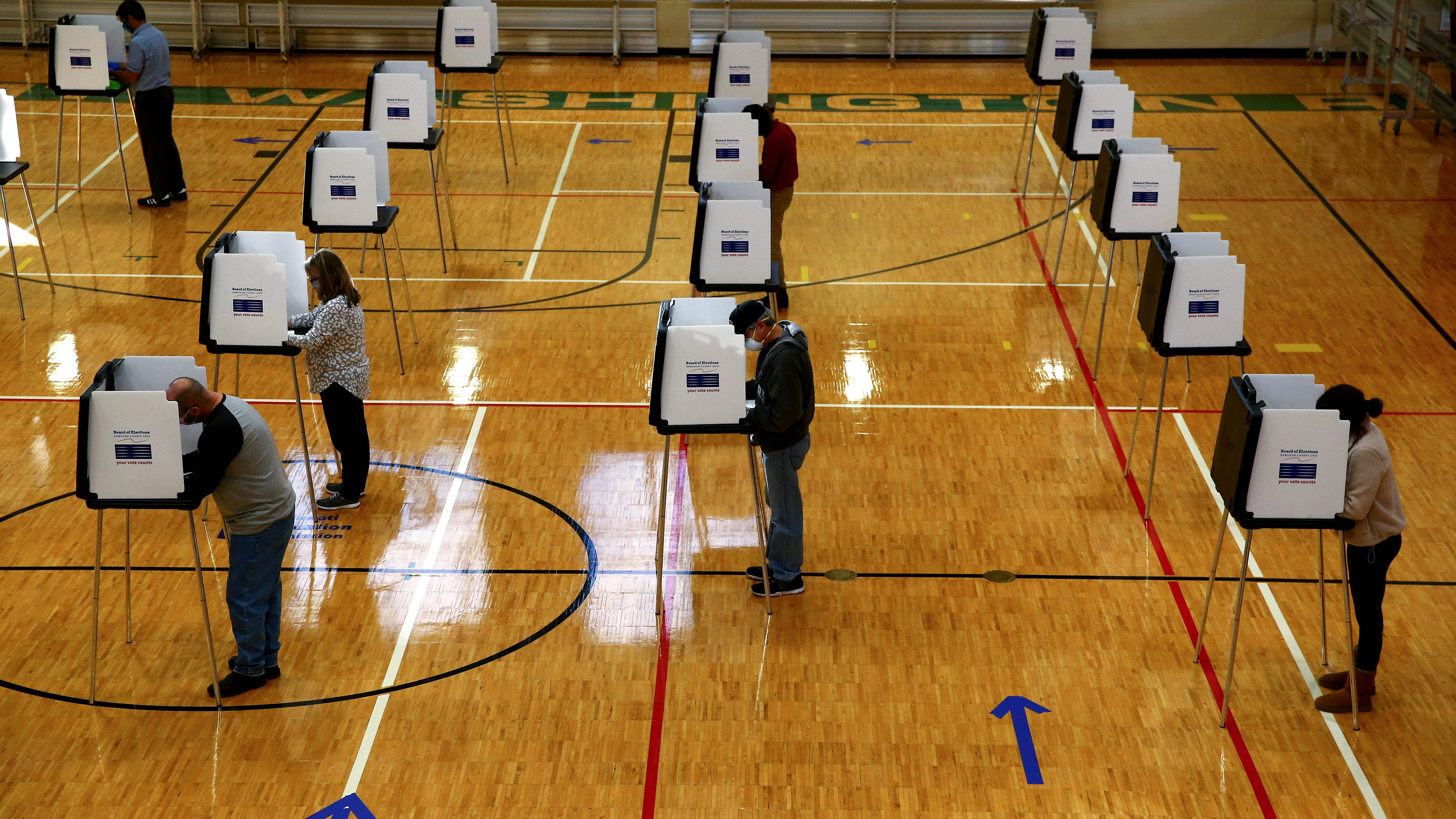 Opinion: Battleground states should model election reforms after Ohio