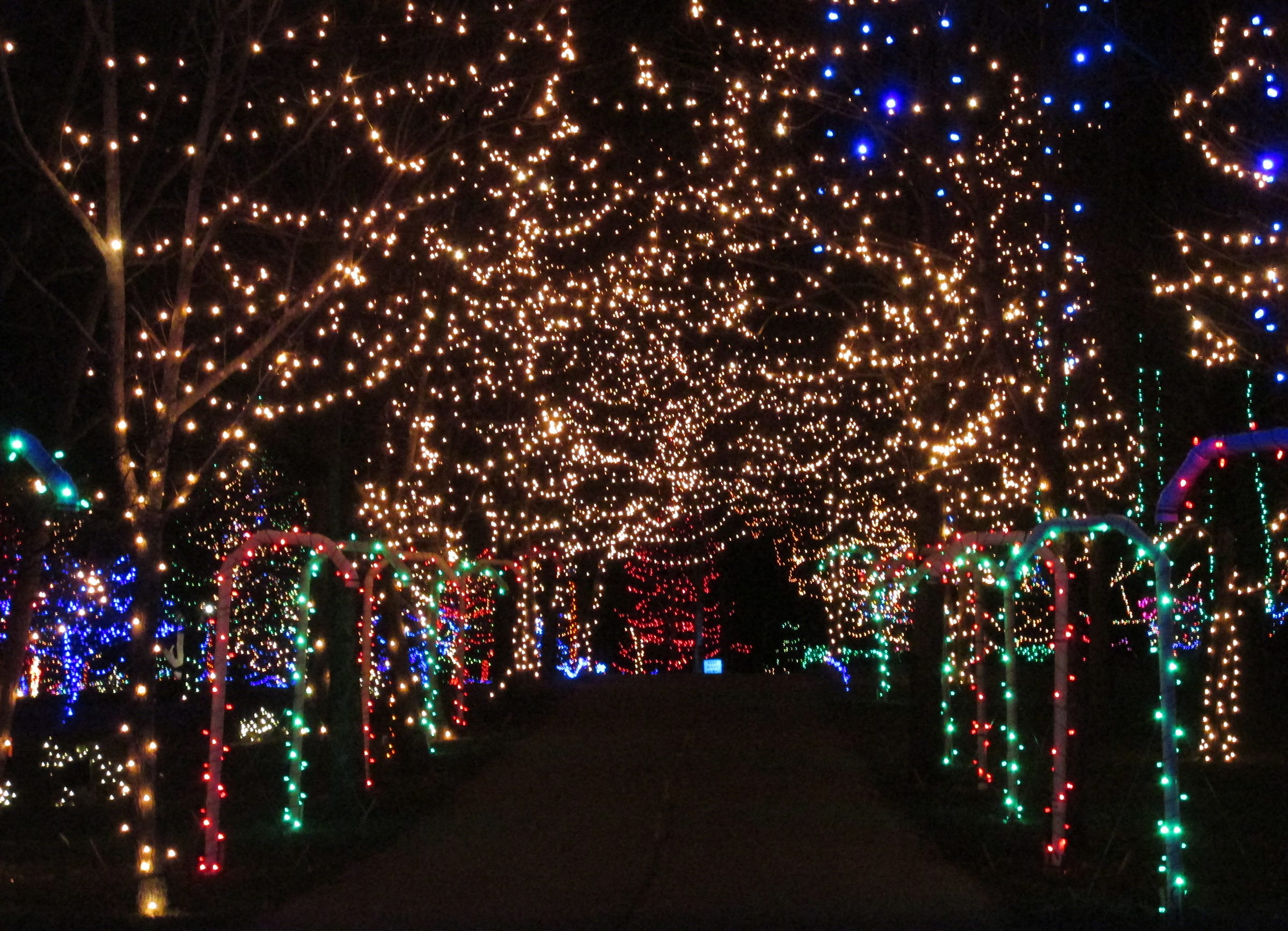 Morris Park Christmas Lights 2021 Hours Of Operation Christmas Lights Trains And Santa Holiday Events In Cincinnati 2020