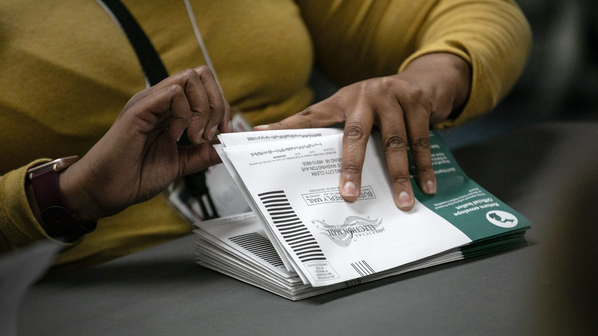 Election lawsuit cites fraud in Michigan county that...