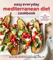 'Easy Everyday Mediterranean Diet Cookbook,' by Deanna Segrave-Daly and Serena Ball (Houghton Mifflin Harcourt/TNS)