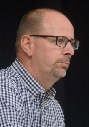 Rob Peterson, superintendent of Madison schools