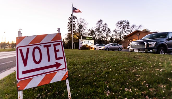 Two newcomers will face off against two incumbents for a chance at a Sussex Village Trustee seat for the April 6 election.  There are two positions open, each for a three-year term.