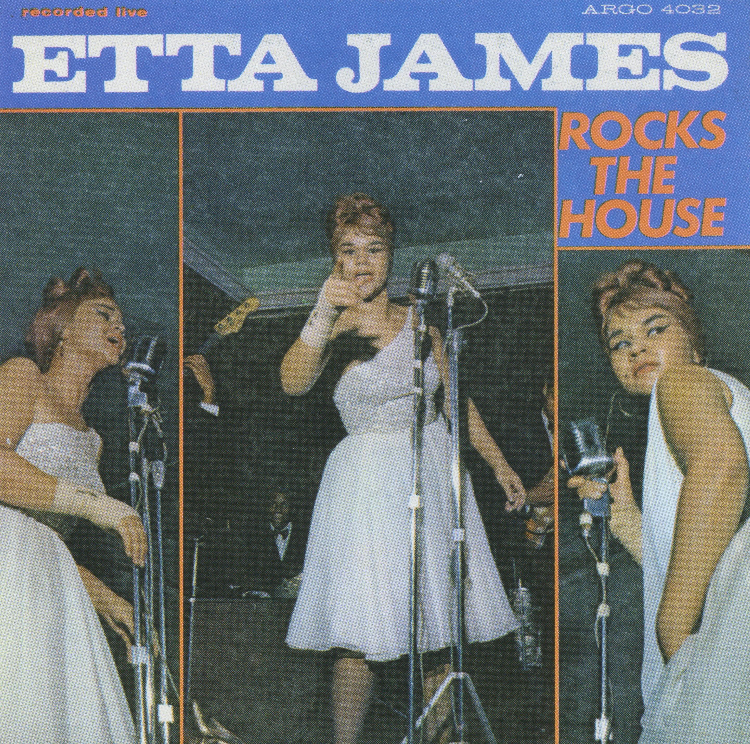 Etta James recorded this live album at Nashville's New Era Club in 1963.