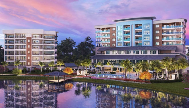 A resort-style pool, cabanas, a bistro, casual and fine dining and a premier healthcare program are just a few of the five-star amenities offered at the new Clubhouse at Moorings Park Grande Lake.