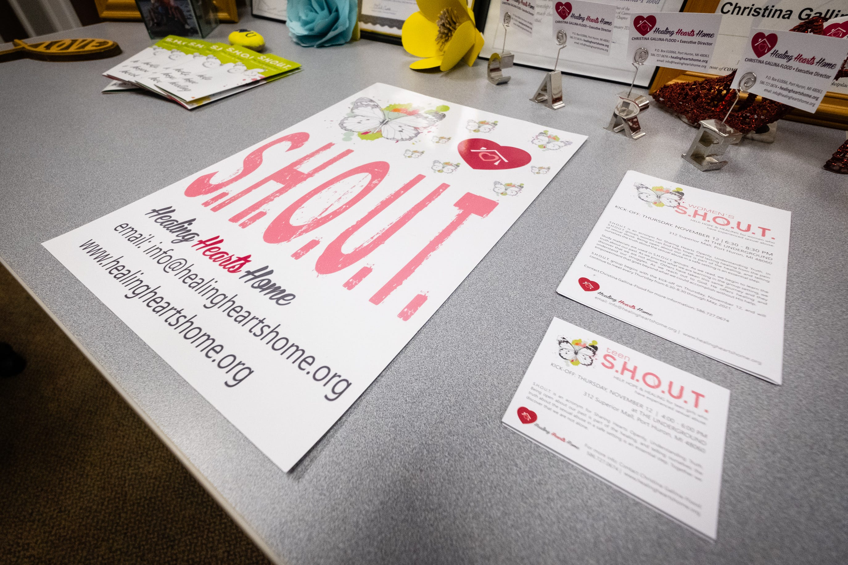 Healing Hearts Home Helps Teens Women Who Have Suffered Abuse