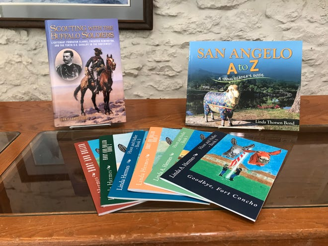 Fort Concho, 630 S. Oakes St., will host a book signing Thursday, Nov. 5, 2020. Three authors will showcase their books, all of which have ties to San Angelo and Fort Concho history.