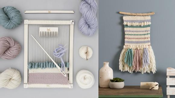 Best DIY gifts: Weaving Loom Kit