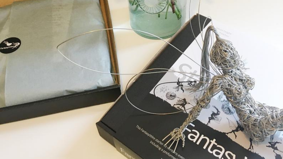 Best DIY gifts: Wire Fairy Starter Kit