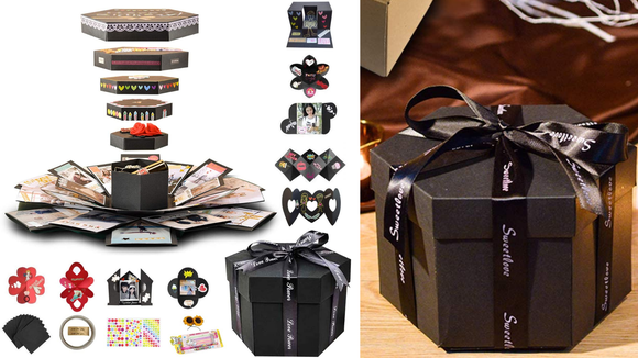 Best DIY gifts: Explosion Gift Box Set