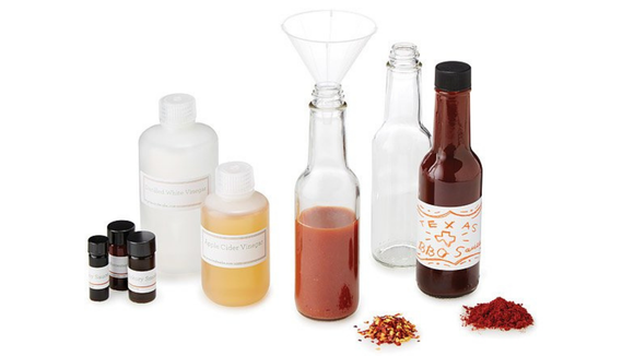Best DIY gifts: Make Your Own BBQ Sauce Kit