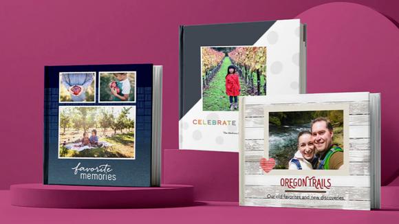Best DIY gifts: Custom Photo Book