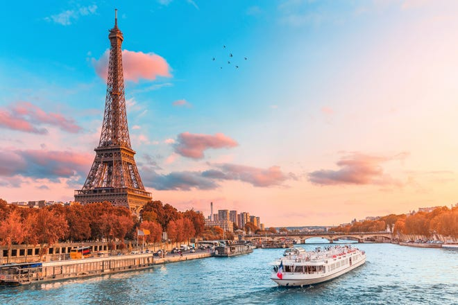 When first built, the Eiffel Tower was highly controversial when built and many Parisians hated it. Today, it is the most-visited paid monument in the world.