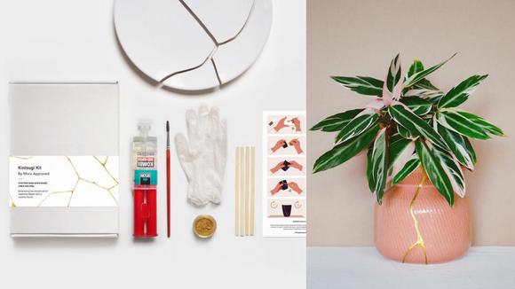 Best DIY gifts: DIY Kintsugi Kit