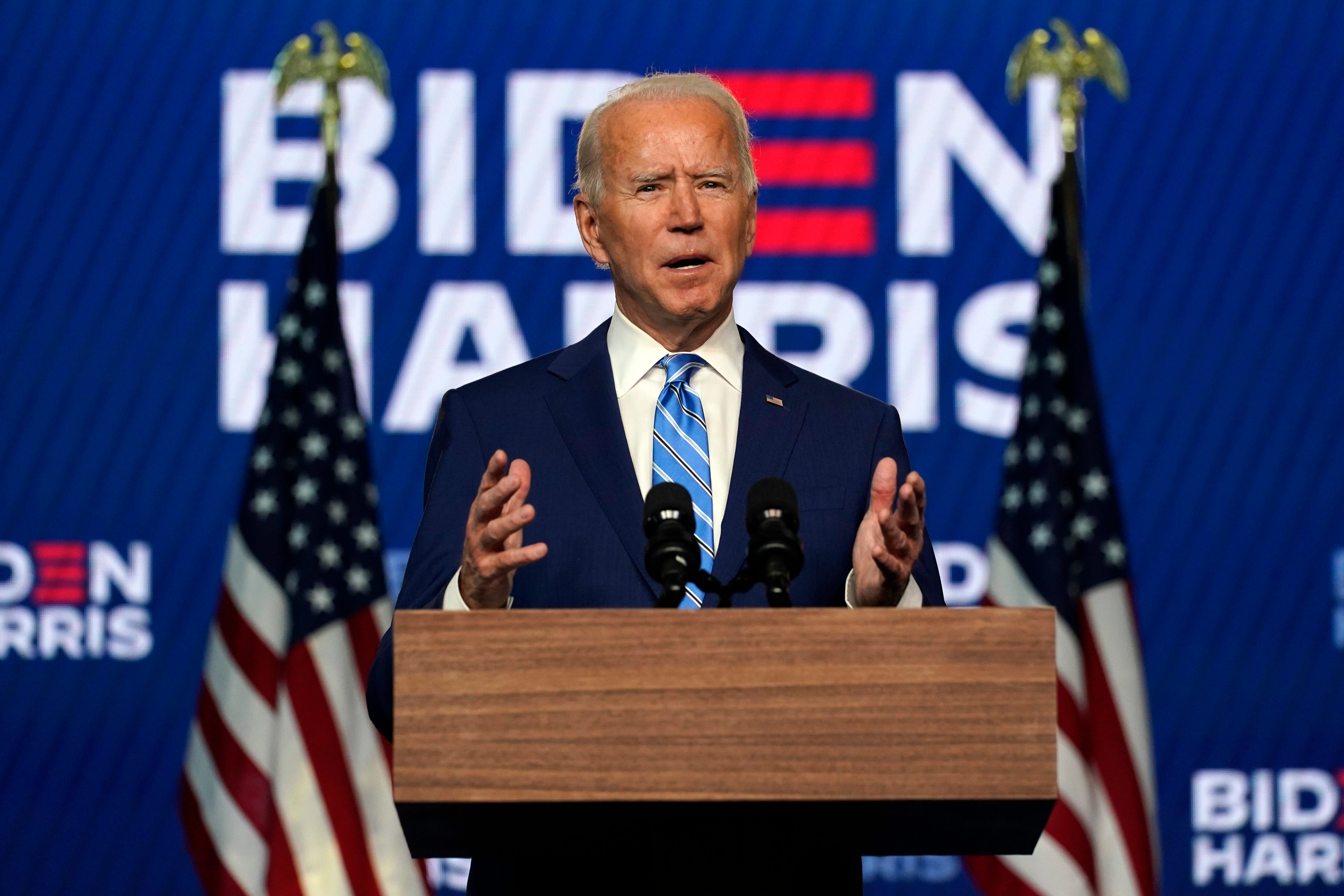 Election updates: Biden takes Michigan, putting him one swing state away from victory
