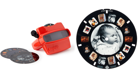 Best DIY gifts: Create Your Own Reel Viewer