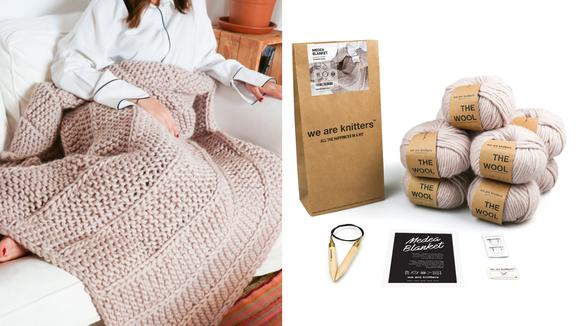 Best DIY gifts: Medea Blanket
