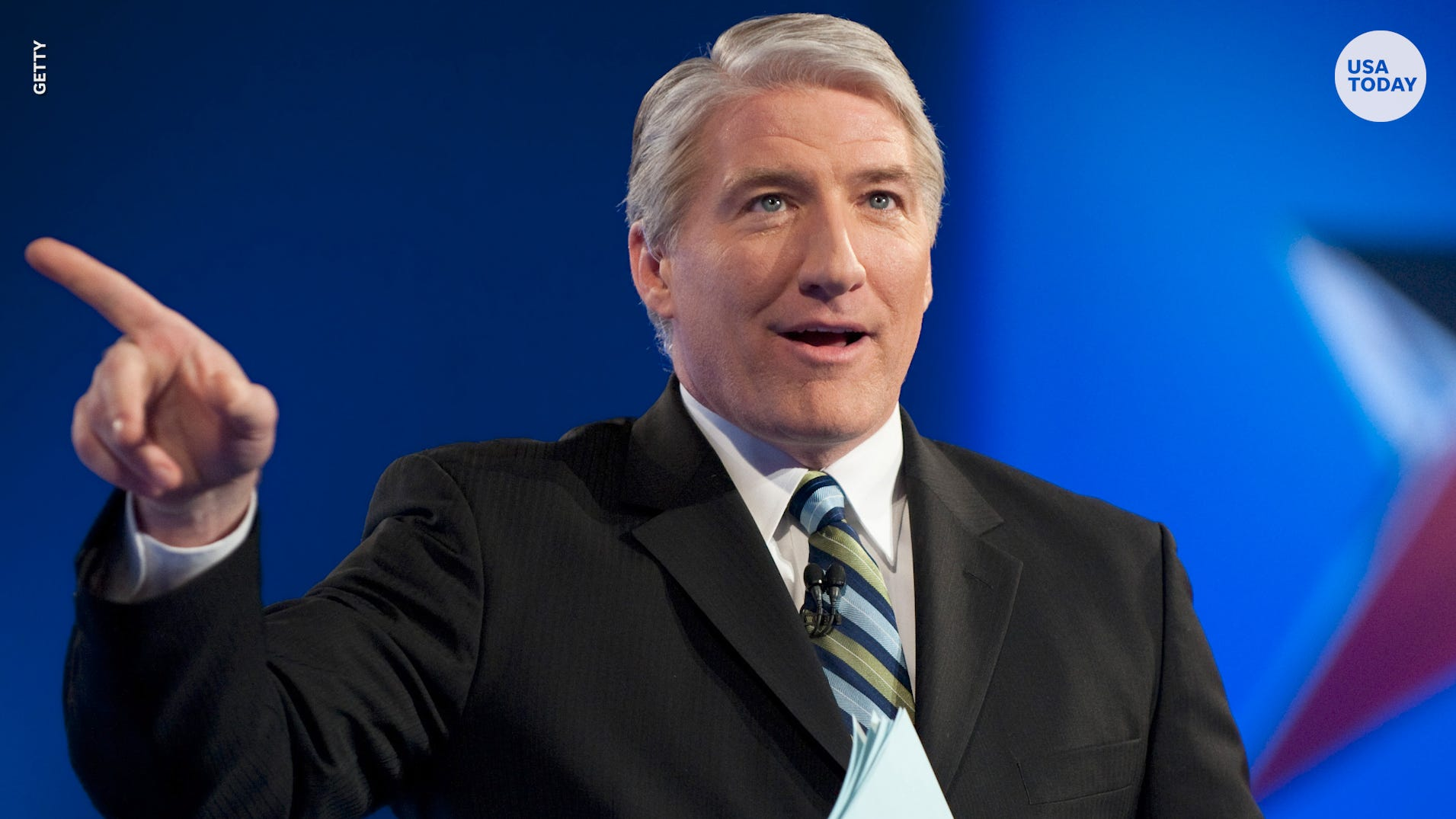CNN's John King may be the only one having 'fun' on