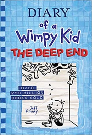 """Diary of a Wimpy Kid: The Deep End"""