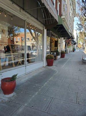 Small business owners along Main Street in Lexington said they hope shoppers will not spend all their holiday money on Black Friday shopping so they can spend some in their stores on Small Business Saturday.