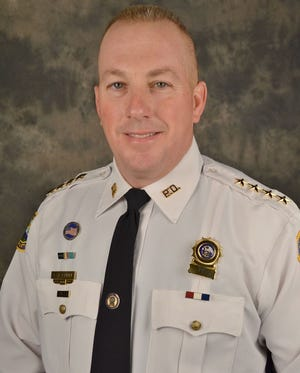 Former Daytona Beach Police Chief Craig Capri, a 31-year veteran law enforcement officer, has been hired as the new chief for the Eustis Police Department. He will be sworn in as that city's top cop on April 5, 2021