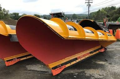 Pennsylvania snowplows have longer lifespans thanks to innovations by workers at PennDOT's Crawford County maintenance garage.