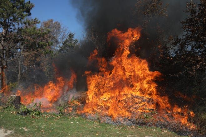 Chief Matthew Belsito and the Sutton Fire Department announced that the state open burning season will run from Jan. 15 through May 1, 2021, and the town is utilizing a new online permitting system this year.