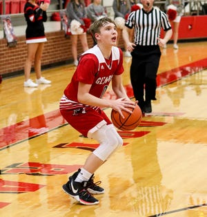 Glen Rose senior Matthew Hammond will be looked on to provide scoring from the perimeter.