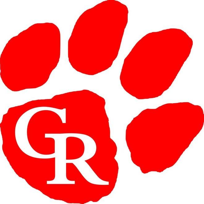 Glen Rose High school tiger paw