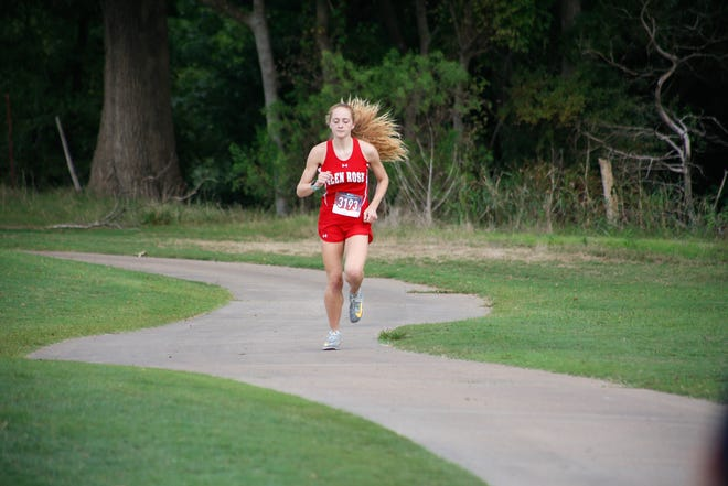 MIMS: Glen Rose senior Jocelyn Mims will be making her fourth trip to regionals.