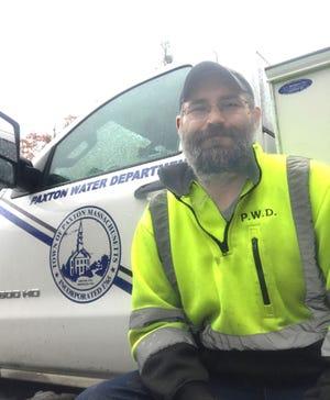 Travis Thibault, Paxton's new DPW superintendent, also heads the Water Department.