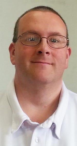 Canandaigua Emergency Squad Chief Matt Sproul