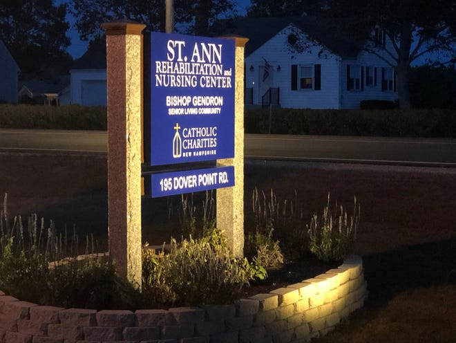A coronavirus outbreak has struck the St. Ann Rehabilitation and Nursing Center in Dover, according to state health officials.