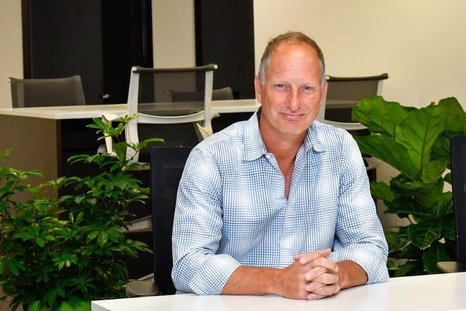 Barry Greenfield is founder of LocalWorks, a shared working space company that has opened new locations in Portsmouth and Rochester.