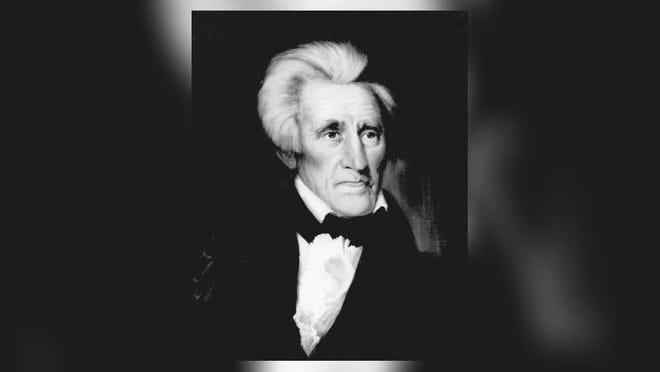After leading troops in the First Seminole War, Andrew Jackson went on to become the first governor of the new U.S. territory of Florida. (State Archives of Florida)
