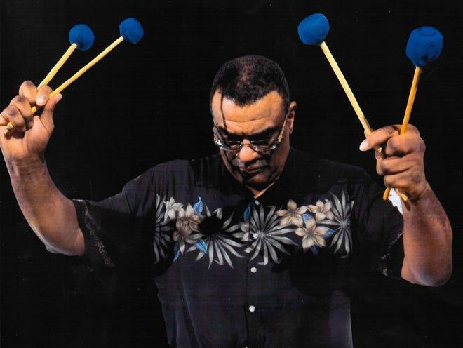 Jazz drummer and percussionist Joe Chambers.