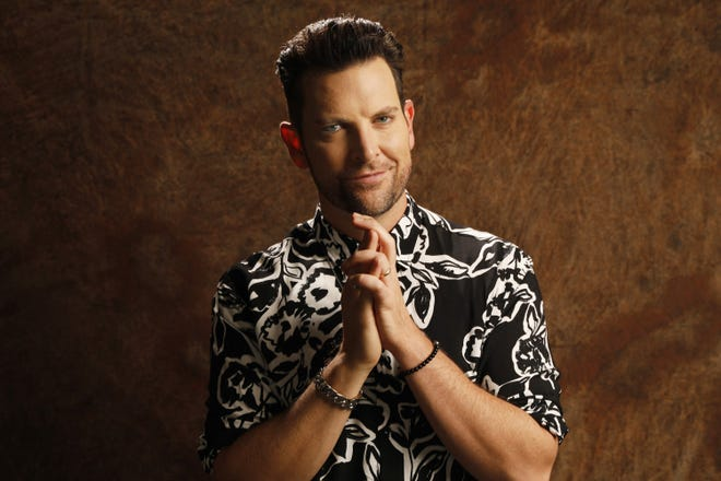 """Chris Mann became known to the American public via his fourth-place finish on """"The Voice."""" More recently, he has created coronavirus parodies and is releasing a new album, """"Noise."""""""